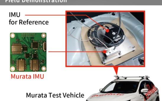力求实现安全的无人驾驶汽车 追求惯性传感器的高精...