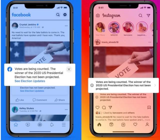 预防假新闻干扰美国大选,Facebook推出新措施