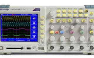 數字存儲示波器TPS2014B的特性優勢及應用范...