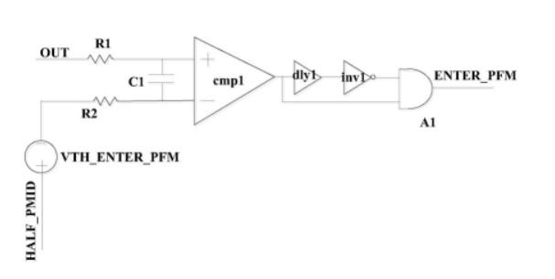 电荷泵轻载降频电路发明专利解析