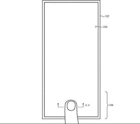 苹果新专利:iPhone的屏下Touch ID技...