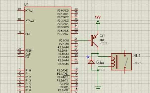 使用51單片機實現串口繼電器的源代碼免費下載