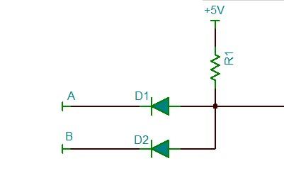 如何用晶体管搭建逻辑门电路?