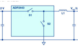 使用MOSFET和額外的肖特基二極管的電路設計可最大限度地減少干擾