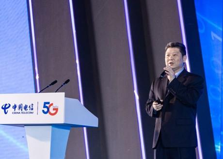"""""""5G+云网融合""""构建数字化基础设施"""