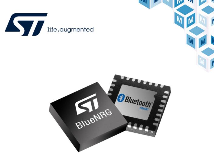 贸泽开售STMicroelectronics B...