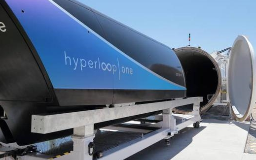 胶囊列车载首次载人实验成功完成,时速高达107英里