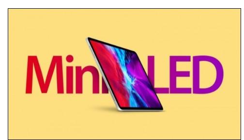苹果计划在2021年上半年推出新的iPad Pr...
