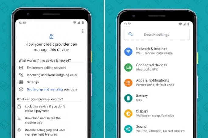 谷歌推出新型安卓设备,可让银行远程锁定客户