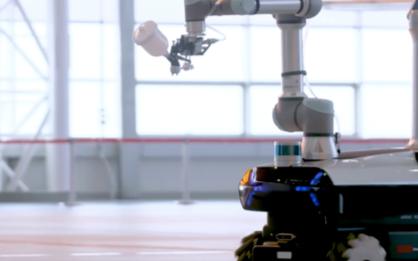 移动机器人10月新品集合