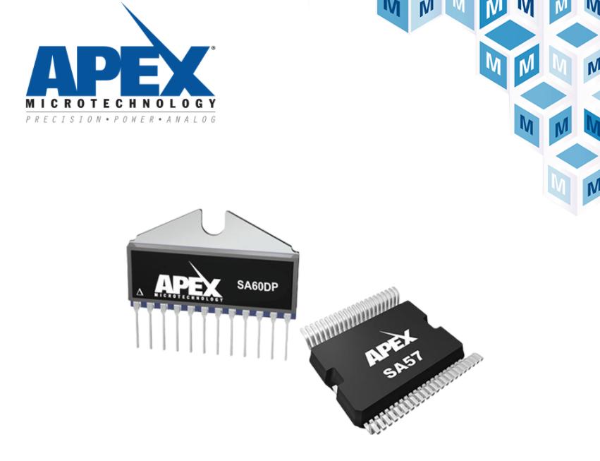 貿澤電子與Apex Microtechnology簽署全球分銷協議
