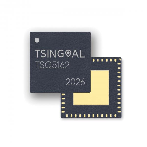 基于TSG5162 SiP模块实现超宽带精密测距和定位解决方案