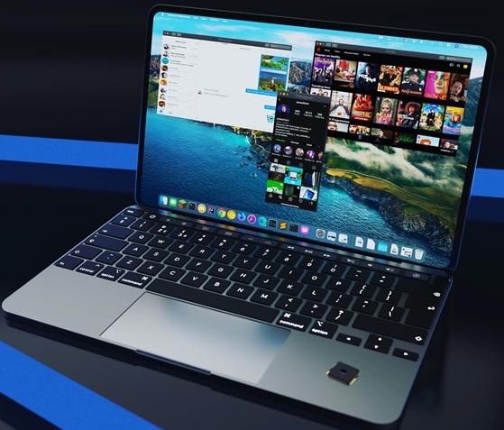 細節披露:蘋果新品MacBook超窄邊框、本地可...