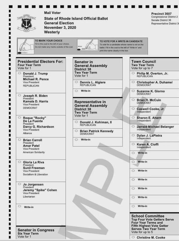 紙質選票和頻繁BUG的掃描儀,將決定美國大選的勝負?