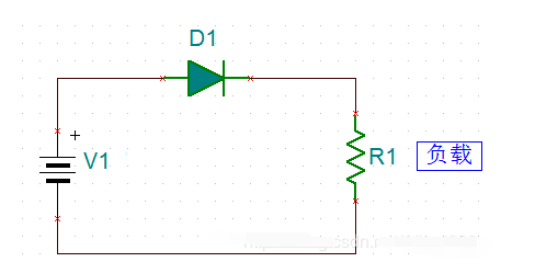 二極管串聯/并聯防反接原理