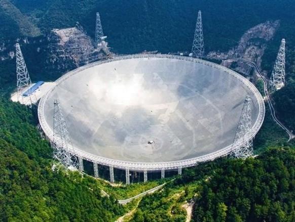 中国天眼2021年起向全世界开放