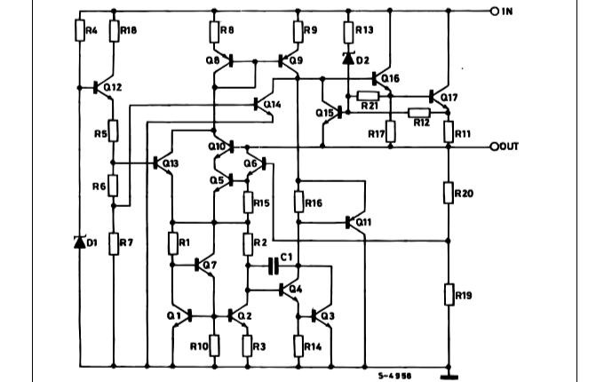 L78xx系列正电压调节器的数据手册免费下载