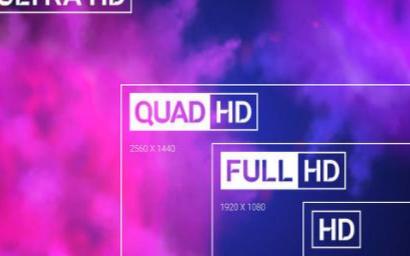 四方面推动超高清视频产业高质量发展