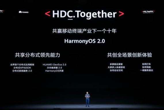 华为HarmonyOS 2.0将为智能家居行业带...