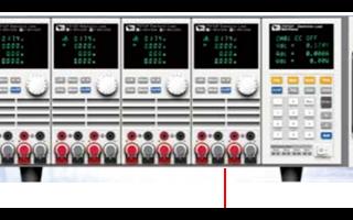 IT8700P系列多路输入可编程直流电子负载的测...