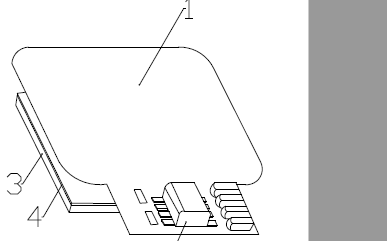 ZCT-YOF05非接触式柔性液位传感器的数据手册免费下载