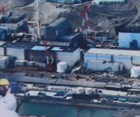 日本东电称核废水稀释后能喝