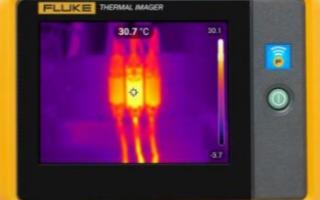 Fluke PTi120 便携式口袋热像仪的功能...