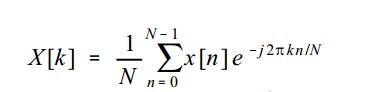 为什么使用傅里叶变换 FFT变换的基本原理