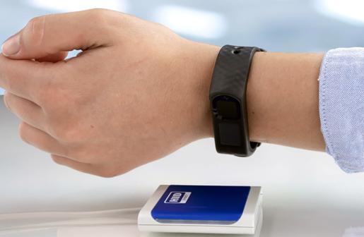 新型NFC智能手环问世,可建立访问权限实现身份认证