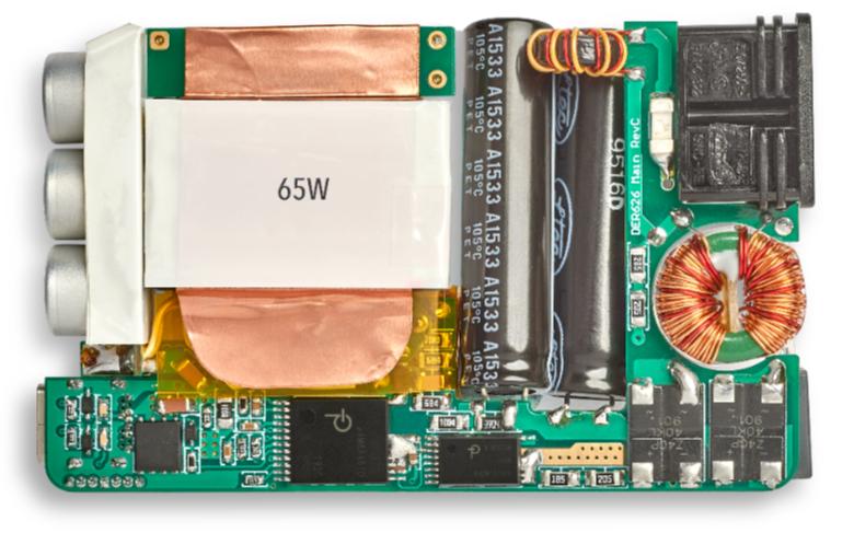 PI創新產品可將AC-DC變換器的體積最多縮小40%