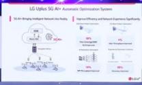 LG Uplus的5G网络人均流量较LTE时代实...