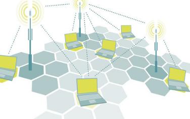 Zigbee的三种拓扑结构/组网形式/网络节点类型