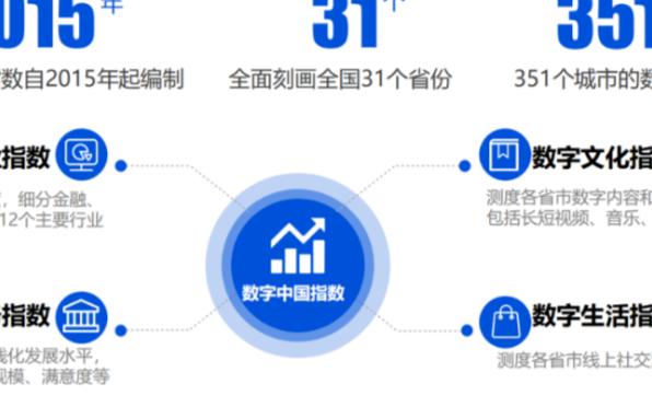 数字中国指数报告(2020)