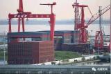 中國超大型軍用船只的建造實力極有可能已經超過美國