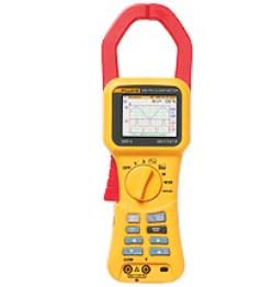 Fluke 345电能分析仪的特点及应用分析