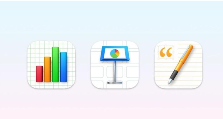苹果推出全新iWork办公三件套 对macOS ...