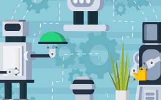 智能安防機器人的實際應用