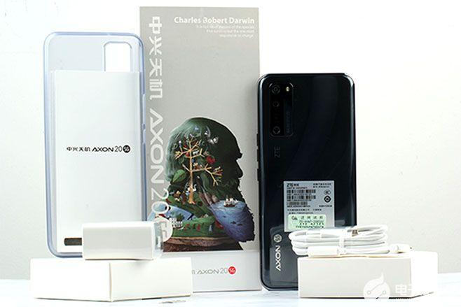 中兴AXON 20 5G评测  首款量产屏下摄像头可能发生的问题