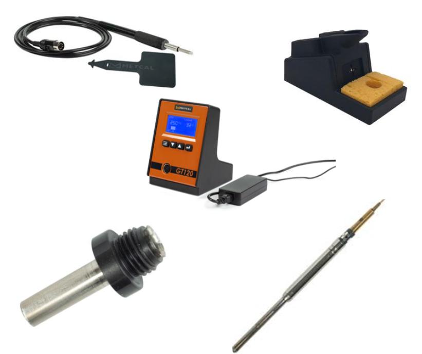 e絡盟供貨Metcal可調溫GT系列焊接系統