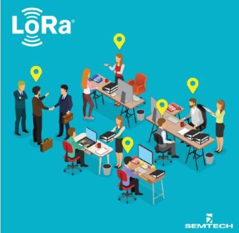 長虹及伙伴推出基于LoRa?的低功耗、小型化室內外定位解決方案