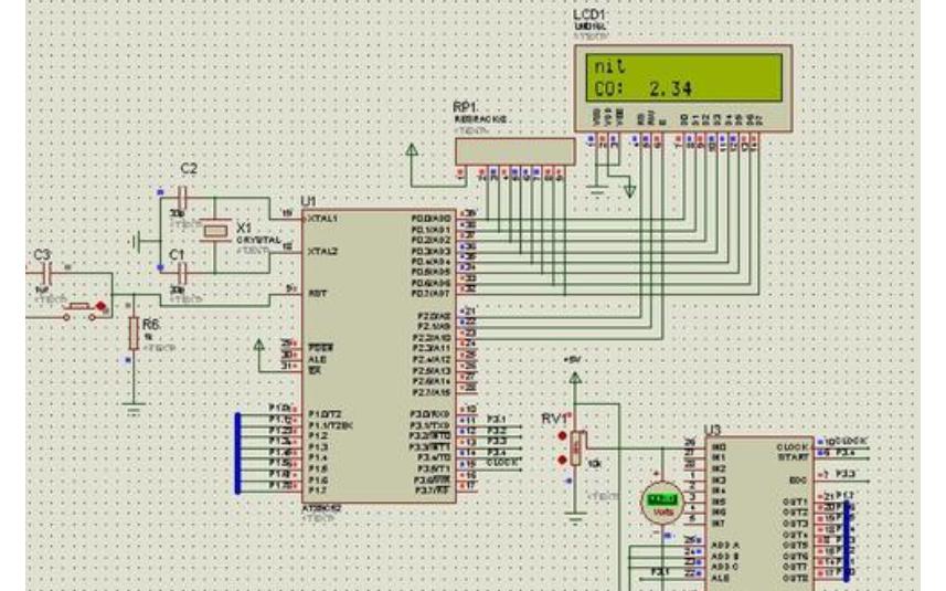 如何使用单片机读取外部电压ADC的阻抗匹配