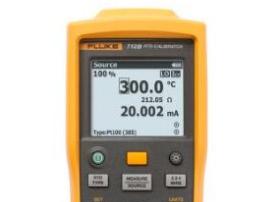 Fluke 712C热电阻校准仪的主要特性和应用