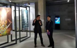 《科学*创意+》科学艺术视觉展于南京栖霞创意园启...