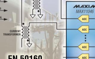 Maxim模数转换器MAX11046的功能特点及...