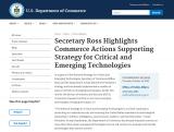 美国将光刻技术纳入出口限制清单