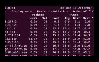 Linux網絡狀態工具ss命令使用詳解