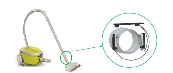 吸尘器如何通过灰尘传感器实现智能化?