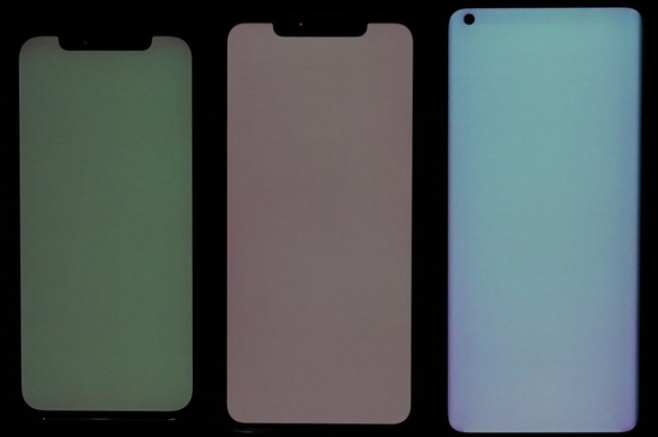 实测iPhone 12 Pro屏幕竟不如国产手机