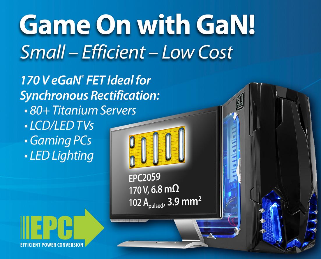 宜普電源轉換公司推出100V ~ 200V產品系...