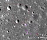 """嫦娥四号着陆器和""""玉兔二号""""月球车完成第23月昼工作"""